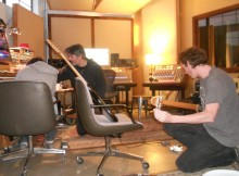 Built to Spill in the studio: Adam Lee-- recording engineer, Travis Harrison--mix engineer, Jason Albertini--basser